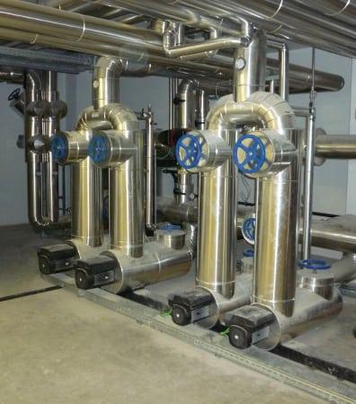 Impianti termomeccanici